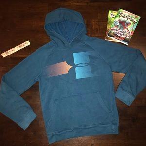 Under Armour Hoodie Sweatshirt - Youth Large